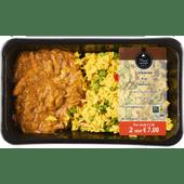 Mealmasters Kip tandoori met gevulde gele rijst
