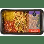 Mealmasters Surinaamse bamitafel met groenten