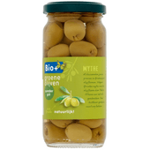 Bio+ Groene olijven