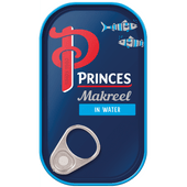 Princes Makreelfilet in water