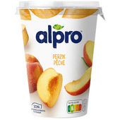Alpro Yoghurtvariatie perzik