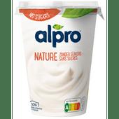 Alpro Soya yoghurtvariatie naturel ongezoet