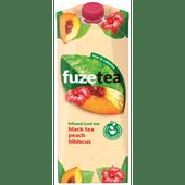 Fuze tea Black tea Perzik hibiscus
