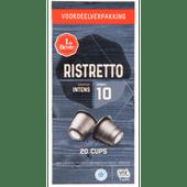 1 de Beste Koffiecups mainstream ristretto st 10