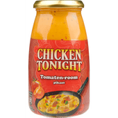 Chicken Tonight Tomaat-room