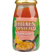 Chicken Tonight Zoetzuur-perzik