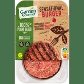 Garden Gourmet Sensational burger 2 stuks