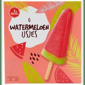 1 de Beste Watermeloenijsjes 6 stuks
