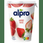 Alpro Yoghurtvariatie aardbei