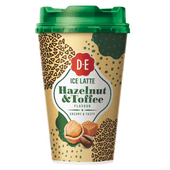 Douwe Egberts Hazelnoot toffee