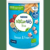 Nestlé Nutripops 8+ maanden banaan-framboos