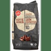 1 de Beste Koffiebonen dark espresso