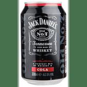 Jack Daniels Whiskey Cola