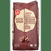 1 de Beste Koffiebonen regular espresso