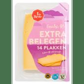 1 de Beste Extra belegen kaas 48 + voordeelverpakking