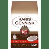 Kanis & Gunnik Regular Koffiepads