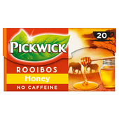 Pickwick Honing Rooibos thee