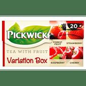 Pickwick Fruit Variatie Rood fruit thee