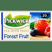 Pickwick Bosvruchten fruit thee