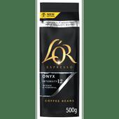 L'Or Espresso Onyx Koffiebonen