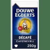 Douwe Egberts Décafé filterkoffie