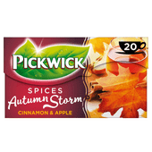 Pickwick Spices Autumn Storm zwarte thee