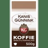 Kanis & Gunnik Regular Filterkoffie