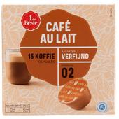 1 de Beste Koffiecups cafe au lait sterkte 2