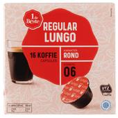 1 de Beste Koffiecups regular lungo sterkte 6