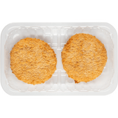 Kabeljauwburger 2 stuks