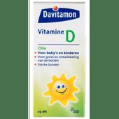 Davitamon Vitamine D olie voor baby's en kinderen