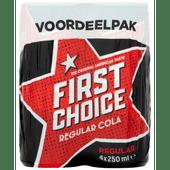 First Choice Cola regular