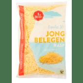 1 de Beste Kaas rasp jong belegen 30+ voordeelverpakking