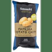 Smaakt Aardappelchips paprika