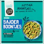 Sum & Sam Boemboe sajoer boontjes