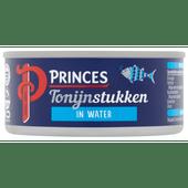 Princes Tonijnstukken in water