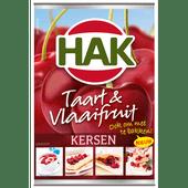 Hak Taart & vlaaifruit kers