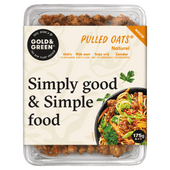Gold & Green Pulled Oats Pulled oats naturel