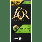 L'Or Lungo Elegante Koffiecups