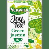Pickwick Joy of Tea Green Jasmin groene thee