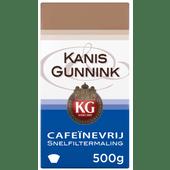Kanis & Gunnik Decaf Filterkoffie