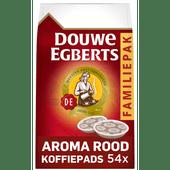 Douwe Egberts Douwe Egberts Aroma Rood koffiepads familiepak