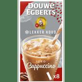 Douwe Egberts Lekker Koud Cappuccino oploskoffie