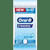 Stimorol Kauwgom oral b peppermint 3 stuks