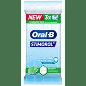 Stimorol Kauwgom oral b spearmint 3 stuks