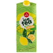 1 de Beste Ice tea green citroen koolzuurvrij