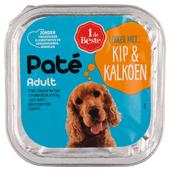 1 de Beste Hond pate kip & kalkoen