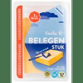 1 de Beste Stuk belegen kaas 48+  voordeelverpakking