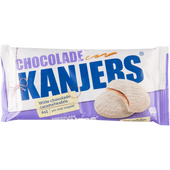 Kanjers Chocowafels wit