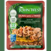 John West Tonijn met gedroogde tomaat